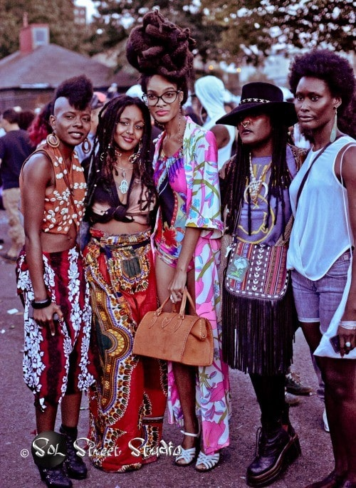 Rasta-African-style